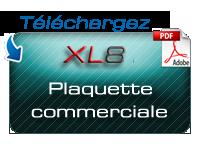 Plaquette XL8 PDF