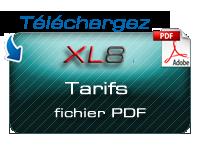 Tarif XL8 2019 pdf
